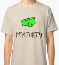 Moriarty - Black Outline Classic T-Shirt