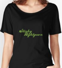 Stinky Nightgown Women's Relaxed Fit T-Shirt