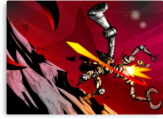 This is Pulp - The Barbarian's Last Stand by Simon Sherry