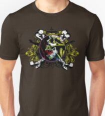 Zombie shield 2 Unisex T-Shirt
