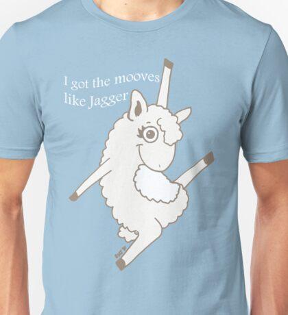 Mooves like Jagger T-Shirt