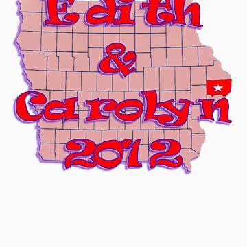 Edith & Carolyn by artbyjehf