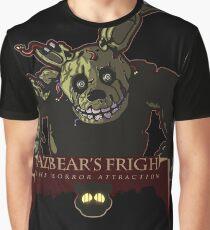 Fazbear's Fright: The Horror Attraction Graphic T-Shirt