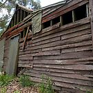 Weatherboards and Corrugated Iron by John Sharp