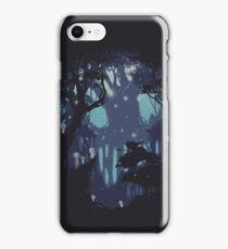 kodama Spirit iPhone Case/Skin