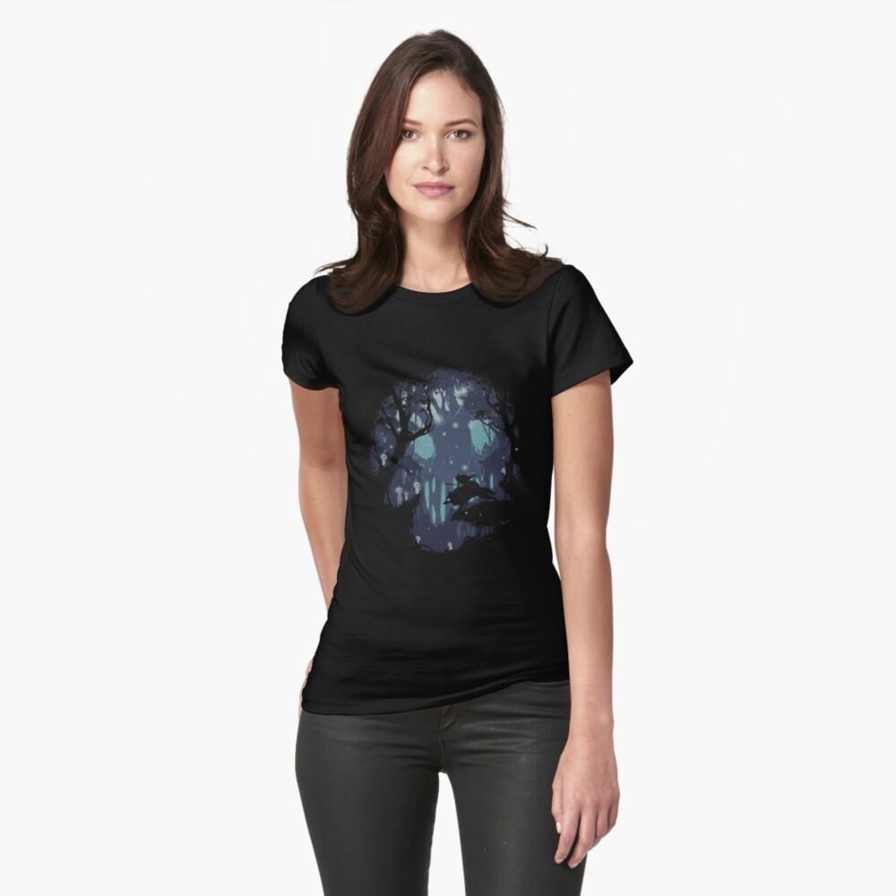kodama Spirit Fitted T-Shirt