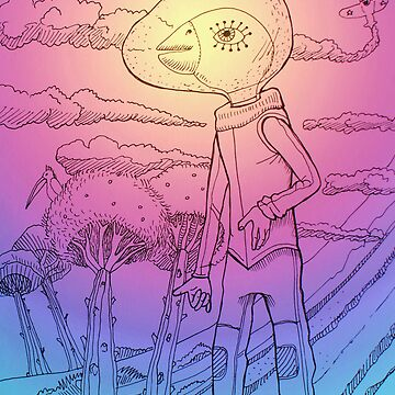 Вird-astronaut by donemonic