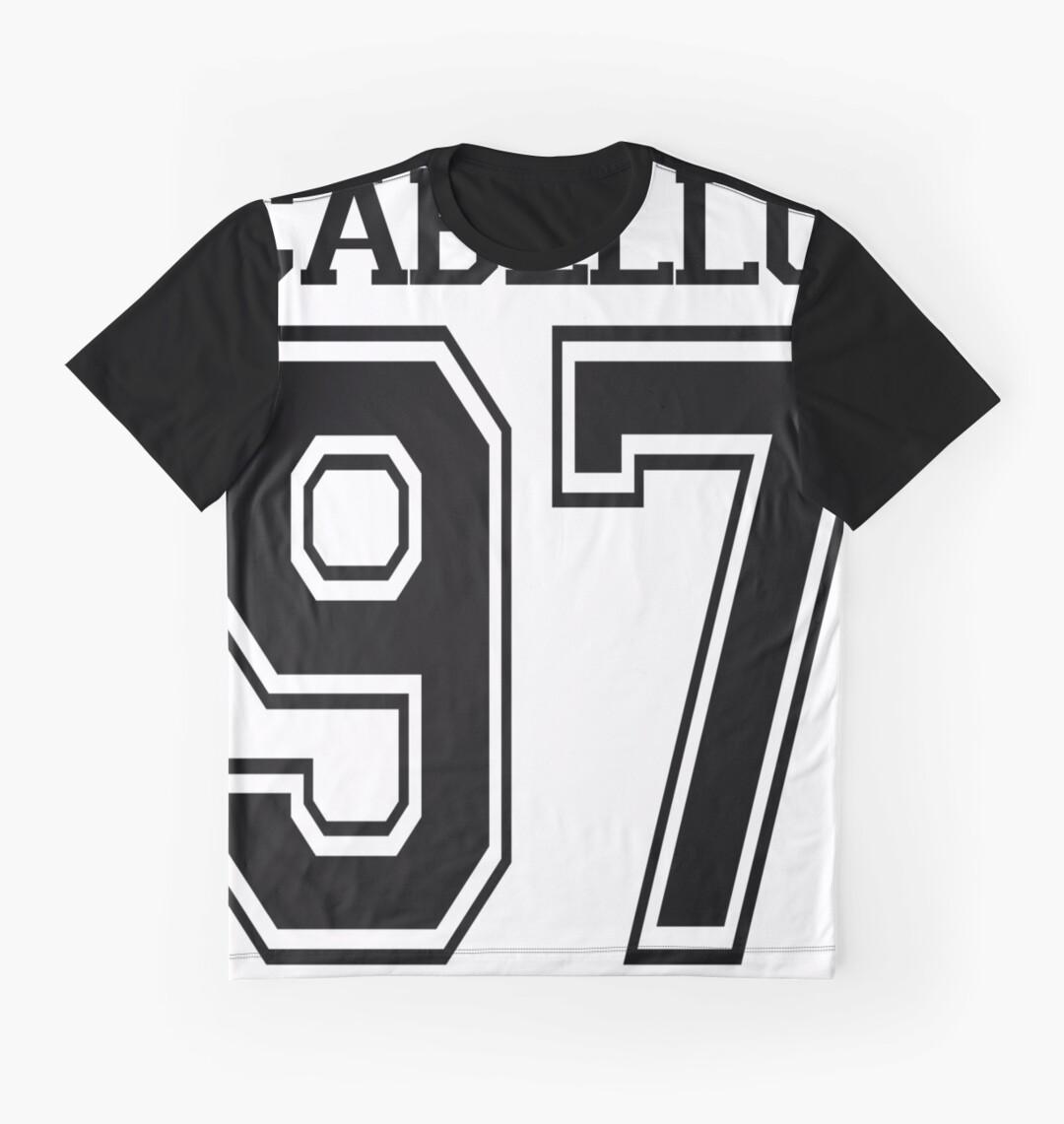Camisetas gráficas «CAMISETA DE BÉISBOL CABELLO» de foreverbands ...