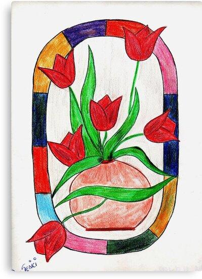 Tulip Mirrage  by Kittycat10