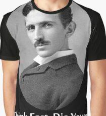 Sexy Tesla 01 Graphic T-Shirt