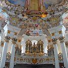 Wieskirche - Germany  by Arie Koene