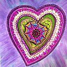 Purple Heart by Fay Hartwell