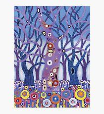 Zebedee Tree Photographic Print