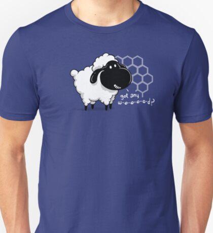 Catan You Give Me Wood?   Settlers of Catan Board Game Geek Sheep T-Shirt