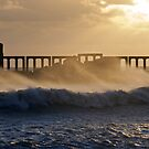 Golden Spray by mikebov
