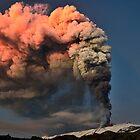 A spectacular eruption by Andrea Rapisarda