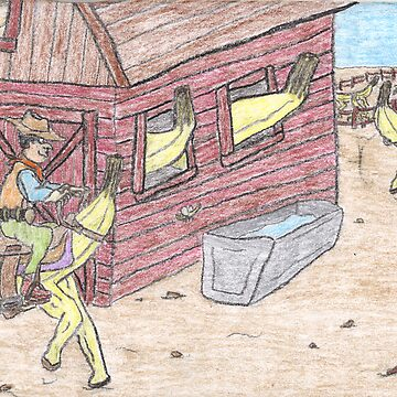 Down At The Banana Ranch by DrewSomervell