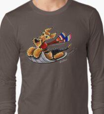 Aire-Sledding Long Sleeve T-Shirt