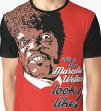 Jules Winnfield - Pulp Fiction Graphic T-Shirt