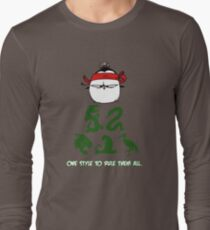 One Style To Rule Them All v.2 Long Sleeve T-Shirt