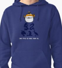 One Style To Rule Them All v.3 Pullover Hoodie