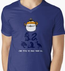 One Style To Rule Them All v.3 Men's V-Neck T-Shirt