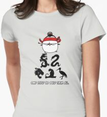 One Style To Rule Them All v.4 Women's Fitted T-Shirt