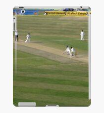 Kanpur Test Match 2009 iPad Case/Skin