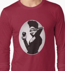 God Save the (Evil) Queen Long Sleeve T-Shirt