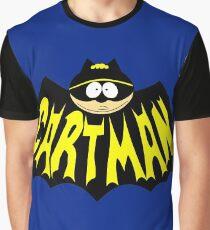 Cartman 1960's Logo Mashup Graphic T-Shirt