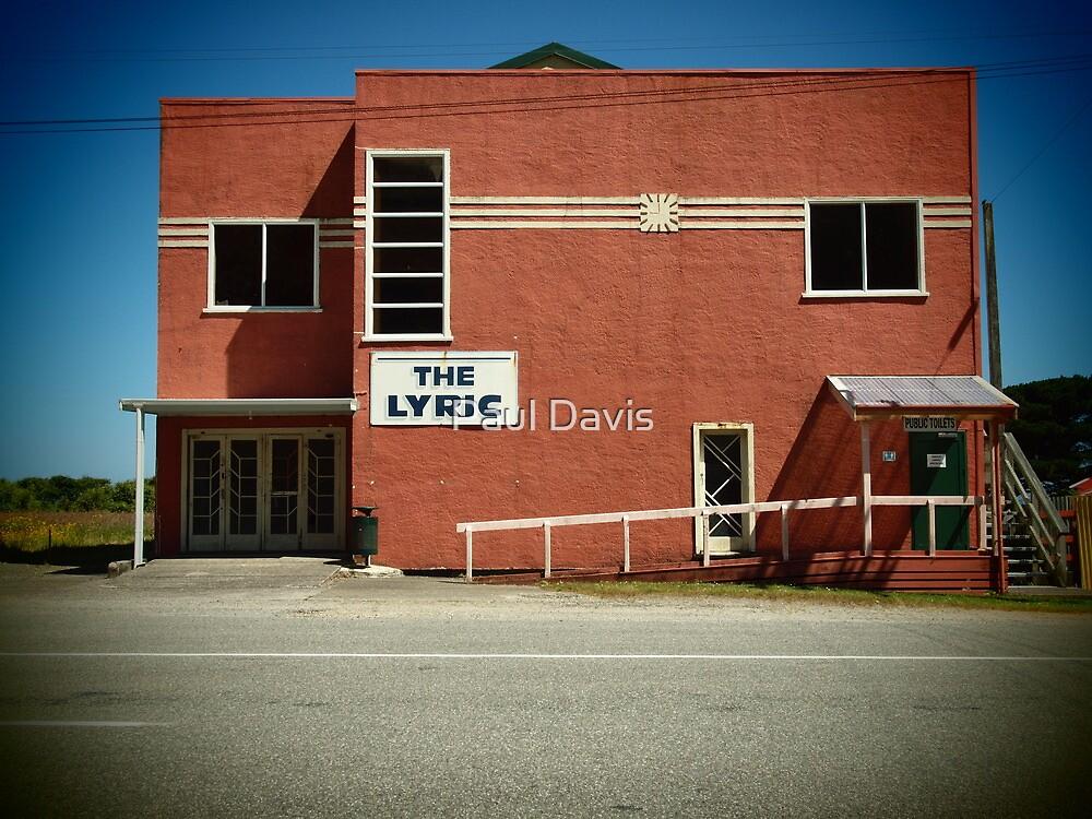 The Lyric - Granity - New Zealand by Paul Davis