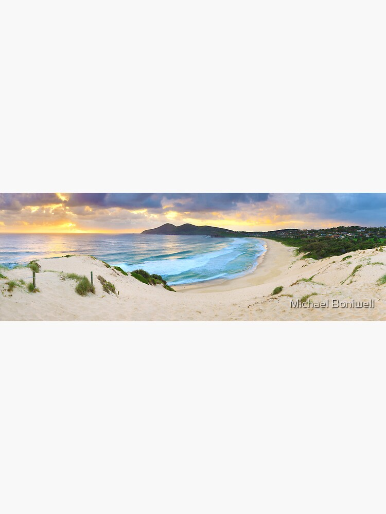 Forster Beach, New South Wales, Australia by Chockstone