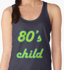 80's Child Women's Tank Top