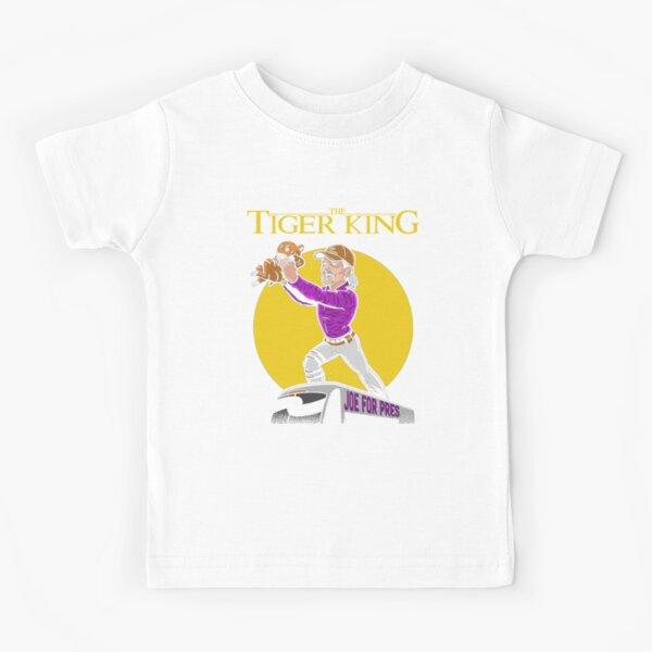 the tiger king  Kids T-Shirt