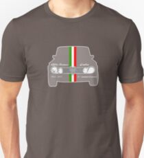 Alfa Romeo Giulia 50 ° Anniversario Unisex T-Shirt