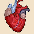 16-Bit Troubles for an 8-Bit Heart by Rachel Mansell