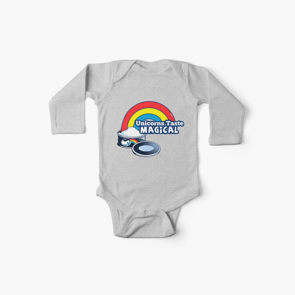 Magically Delicious | Funny Unicorn Shirt Baby One-Piece