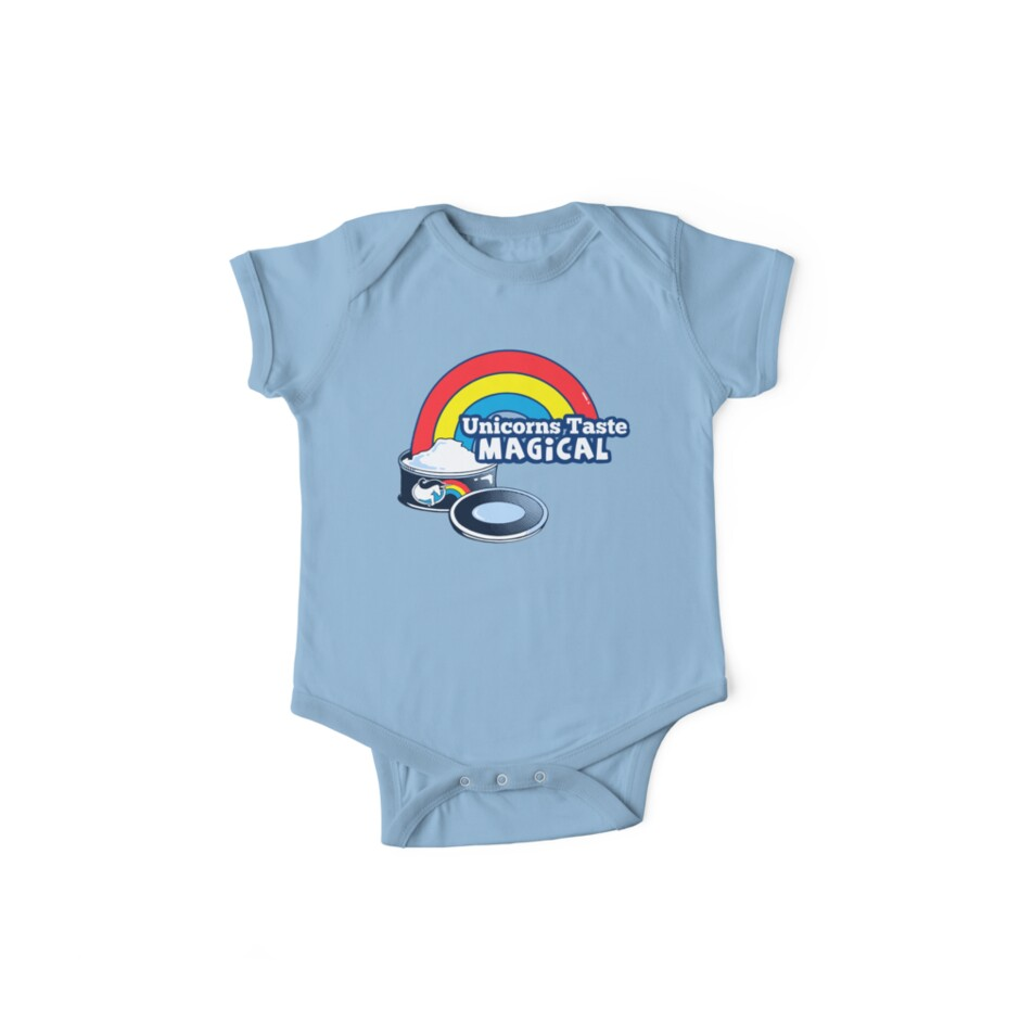 Magically Delicious   Funny Unicorn Shirt by BootsBoots