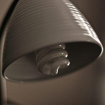 Pixar Lamp by SamWarner