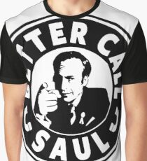 Better Call Saul Graphic T-Shirt