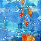 Big Fish, Little Fish by ArtPearl