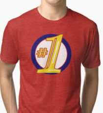 I'm Number One Tri-blend T-Shirt