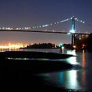 Lions Gate Bridge by jadennyberg