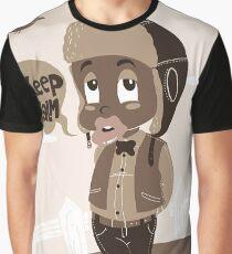 Keep Calm Graphic T-Shirt