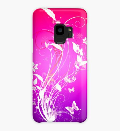 Bright butterfly Case/Skin for Samsung Galaxy