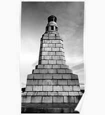 Dundee Law Monument Poster