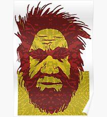 Aborigine. Poster