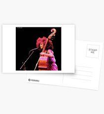 Esperanza Spalding in Concert at the Barbican 2011 Postcards
