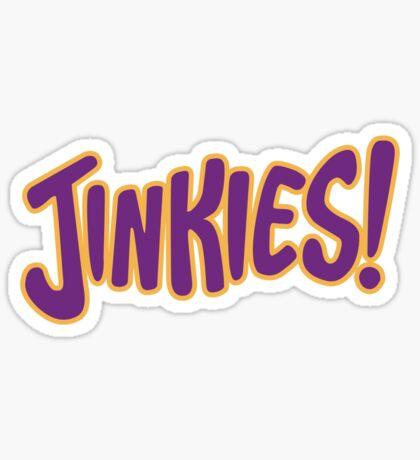 Jinkies Sticker
