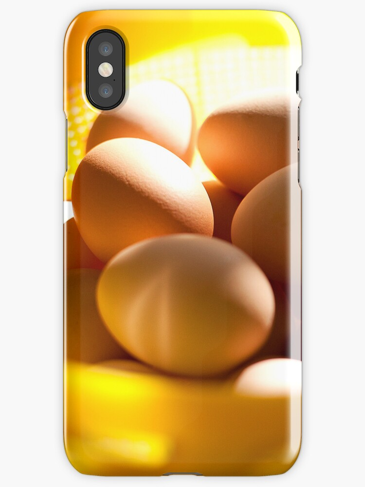 Eggs - iPhone4 by Mario Brandao